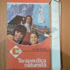 TERAPEUTICA NATURISTA- ARCADIE PERCEK