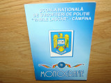 """Cumpara ieftin SCOALA DE SUBOFITERI DE POLITIE """"VASILE LASCAR -CAMPINA MONOGRAFIE 35 ANI 2002"""