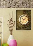 Ceas decorativ Clock Art, 228CLA1624, Multicolor