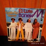"-Y- BONEY M  GOTTA GO HOME / EL LUTE   DISC VINIL 7"""