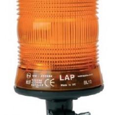 Girofar LED compact cu prindere cap de bara - Din Pole