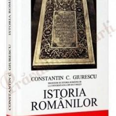 Istoria Romanilor | Constantin C. Giurescu