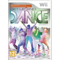 Get up and Dance  - Nintendo Wii [Second hand], Board games, 3+, Multiplayer