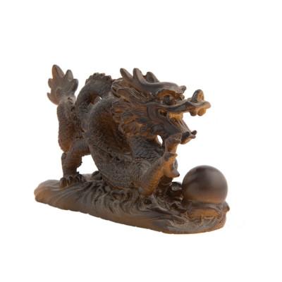 Dragon cu perla nemuririi maro – mic foto