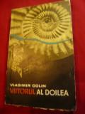Vladimir Colin - Viitorul al II-lea Ed.1966 Tineretului , 224 pag - SF