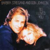 Disc Vinyl 7# Barbara Streisand & Don Johnson