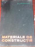 MATERIALE DE CONSTRUCTIE AL STEOPOE