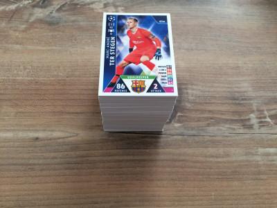 Topps Champions League 2018-19 Set 100 carduri Base diferite foto