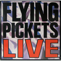 VINIL   Flying Pickets – Live    (VG+)