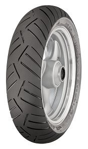 Motorcycle Tyres Continental ContiScoot ( 140/60-13 RF TL 63P Roata spate, M/C )