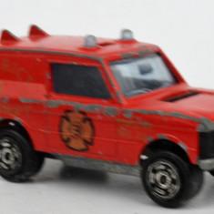 Macheta Majorette - Range Rover Masina pompieri