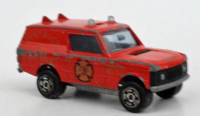 Macheta Majorette - Range Rover Masina pompieri foto