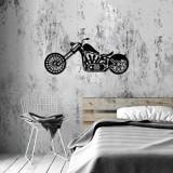 Cumpara ieftin Decoratiune pentru perete, Ocean, metal 100 procente, 74 x 32 cm, 874OCN1057, Negru
