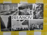 CP Brasov -vedere colaj- circulata 1963