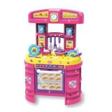 Set bucatarie pentru copii Peppa Pig, 15 accesorii, 3 ani+