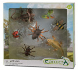 Set 7 figurine Insecte - Collecta