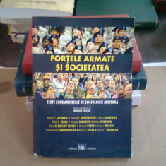 FORTELE ARMATE SI SOCIETATEA - MARIAN ZULEAN