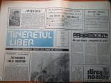 ziarul tineretul liber 16 martie 1990-interviu cu radu campeanu