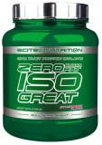 Scitec Nutrition Zero Sugar Zero Fat Iso Great, 900 g