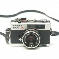 Ricoh 500 GX - Un rangefinder superb!