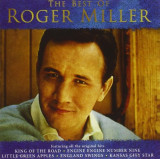 Roger Miller The Best Of (cd)