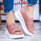 Pantofi dama Piele roz Jonisia-rl