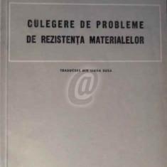 Culegere de probleme de rezistenta materialelor