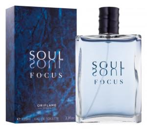 Apă de toaletă Soul Focus (Oriflame)