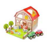 Set ferma New Classic Toys
