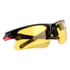 Ochelari pentru condus si alte activitati, lentila galbena, model OP1LG