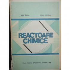 REACTOARE CHIMICE - RAUL MIHAIL