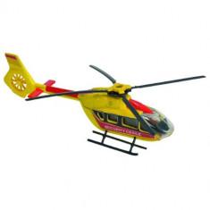 Elicopter de Salvare cu Rotor Manual EC145 Galben