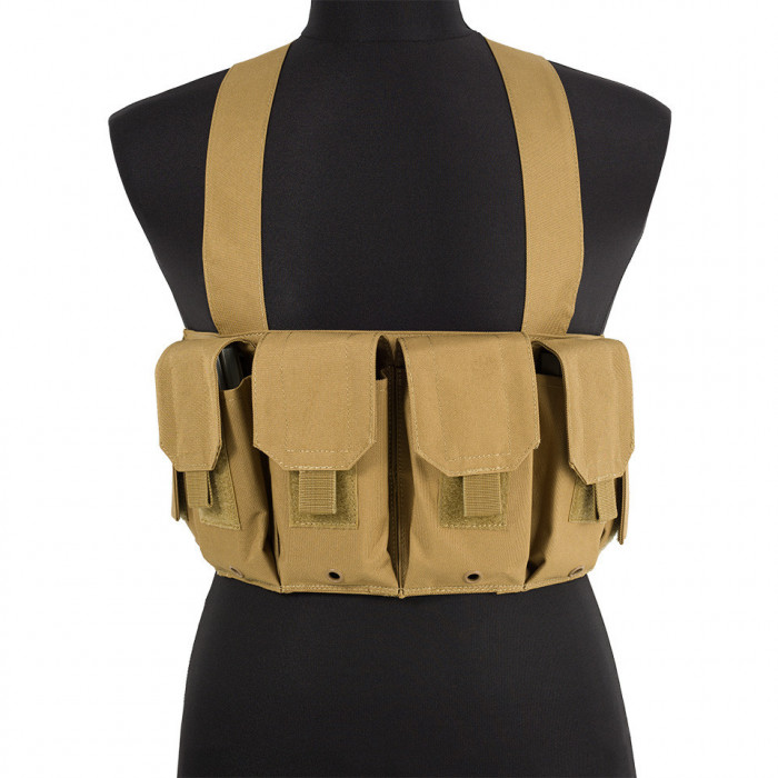 Ham Tactic Chest Rig Tan GFC Tactical