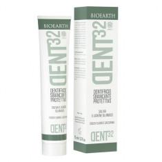 Pasta de dinti bio cu efect de albire DENT32 Bioearth