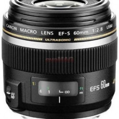 Obiectiv Canon EF-S 60mm f/2.8 Macro USM