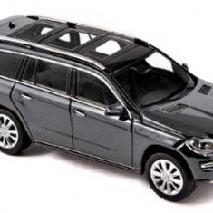 Macheta Auto Norev, Mercedes-Benz GL 500 2012 - Obsidian Negru 1:43