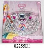Set diademă şi bijuterii (3 piese) - Disney Princess