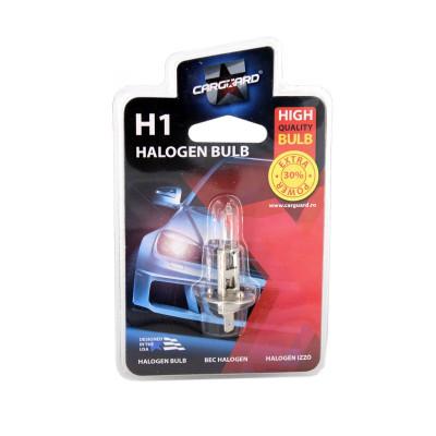 Bec halogen H1 +30% intensitate Best CarHome foto