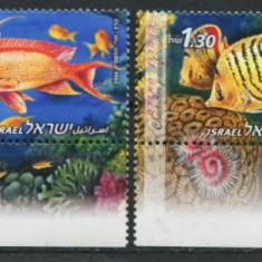 Israel, pesti, 2004, cu tabs, MNH