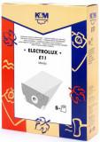 Sac aspirator Electrolux Mondo, hartie, 5X saci, KM, K&m