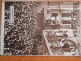 Revista Realitatea Ilustrata, 6 mai 1934, studentimea aduce omagii regelui Carol