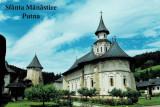 Carte postala Bucovina SV212 Putna - Sfanta Manastire Putna