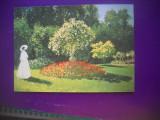 HOPCT 59348  PEISAJ INSORIT -CLAUDE MONET-CP PICTURA-GERMANIA -NECIRCULATA, Fotografie