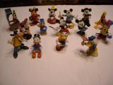 Lot  15 figurine - Mickey Mouse, Minnie, Donald, Daisy, Pluto, Goofy