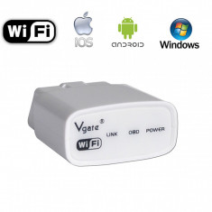 Interfata iCar Vgate WiFi OBDII Android iOS interfata elm327