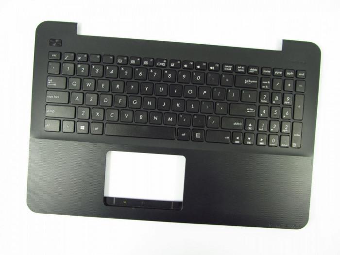 Carcasa superioara cu tastatura palmrest Asus X555L negru refurbished