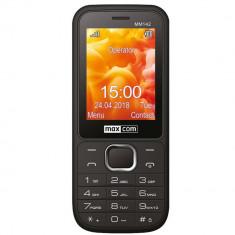 Telefon mobil MaxCom MM142 Dual SIM Black