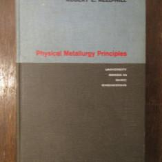 PHYSICAL METALLURGY PRINCIPLES-ROBERT REED-HILL