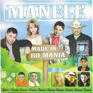 CD Manele Made In Romania: Nicolae Guta, Florin Salam, Liviu Guta foto