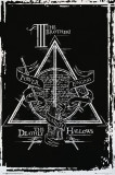 Poster - Harry Potter Deathly Hallows Graphic | GB Eye